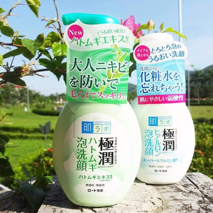 Sữa Rửa Mặt Hada Labo Tạo Bọt ( Hadalabo Rohto ) - 3597580 , 1193454826 , 322_1193454826 , 250000 , Sua-Rua-Mat-Hada-Labo-Tao-Bot-Hadalabo-Rohto--322_1193454826 , shopee.vn , Sữa Rửa Mặt Hada Labo Tạo Bọt ( Hadalabo Rohto )