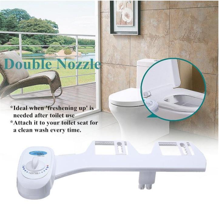 Vòi xịt rửa vệ sinh thông minh Luxury Bidet Toilet - 9951879 , 1259012682 , 322_1259012682 , 680000 , Voi-xit-rua-ve-sinh-thong-minh-Luxury-Bidet-Toilet-322_1259012682 , shopee.vn , Vòi xịt rửa vệ sinh thông minh Luxury Bidet Toilet
