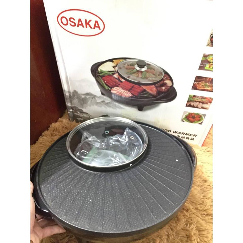 Bếp lẩu nướng điện 2 trong 1 đa năng OSAKA - 3595418 , 932709764 , 322_932709764 , 370000 , -Bep-lau-nuong-dien-2-trong-1-da-nang-OSAKA-322_932709764 , shopee.vn ,  Bếp lẩu nướng điện 2 trong 1 đa năng OSAKA