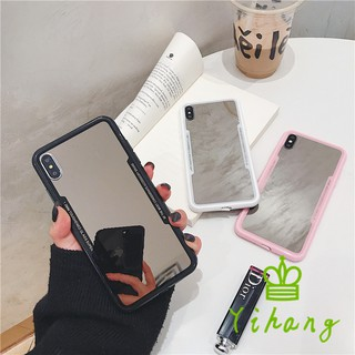 OPPO F5 F7 A83 A79 Lady Makeup Mirror Case