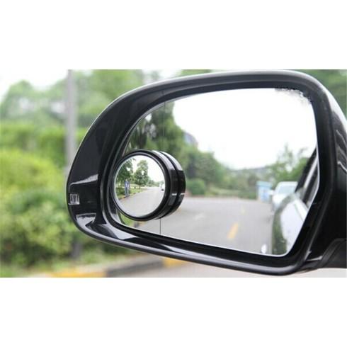 Bộ 2 gương tròn chiếu hậu dành cho oto xe máy