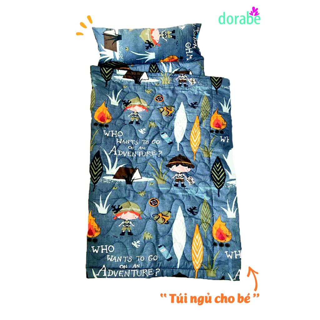 Túi ngủ nệm chần bông Dorabe c