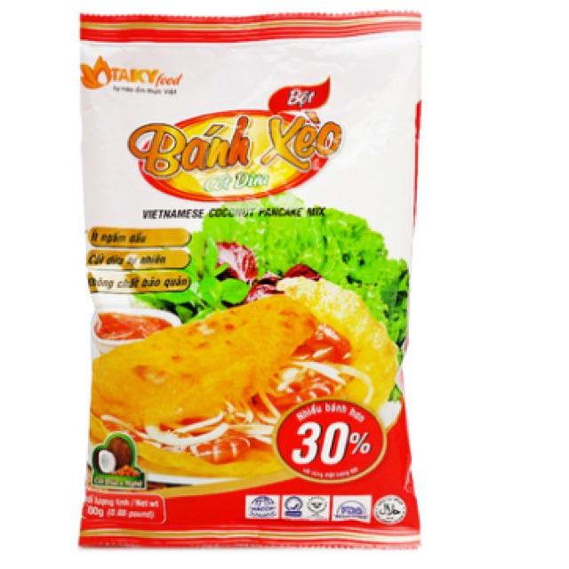 Bột bánh xèo cốt dừa Tài Ký 400g
