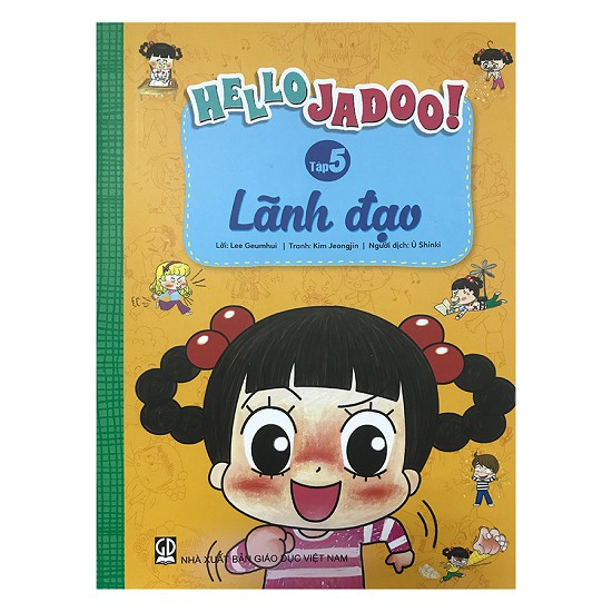 Sách - Hello Jadoo (Tập 5) - Lãnh Đạo - 3561892 , 1271600392 , 322_1271600392 , 69000 , Sach-Hello-Jadoo-Tap-5-Lanh-Dao-322_1271600392 , shopee.vn , Sách - Hello Jadoo (Tập 5) - Lãnh Đạo
