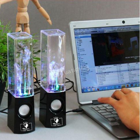 [mẫu hot] Loa vi tính nhạc nước 3D[td][td] M33 IN 1 Giá chỉ 339.000₫