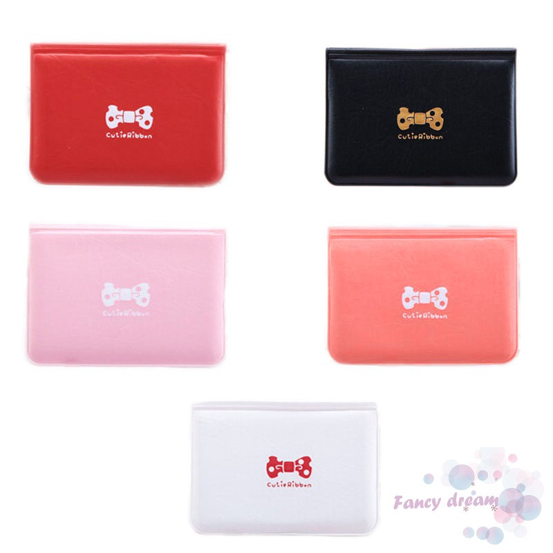 ✓FD Fashion Fation Butterfly Credit Card Holder Case Wallet Business Package Cute Bag For Women