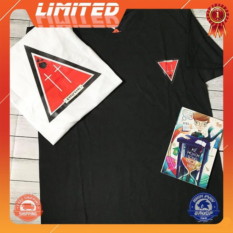 T-Shirt A03 - Áo phông nam cao cấp, đủ sze với 2 màu đen - trắng năng động, cá tính, không phai màu [LIMITED]