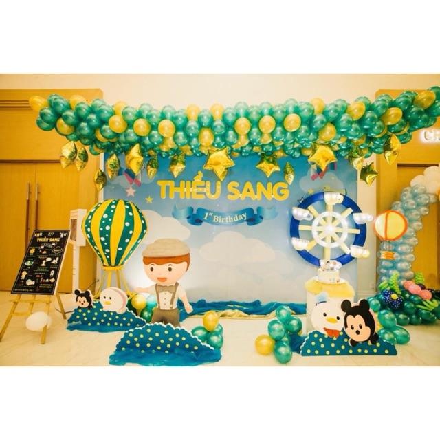 [HCM] Voucher chụp hình tiệc thôi nôi, sinh nhật cho bé - CHỤP KO GIỚI HẠN