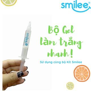 (TẶNG BAO LÌ XÌ) Bộ 2 ống Gel Smilee giúp răng trắng sáng lên sau 7 Day