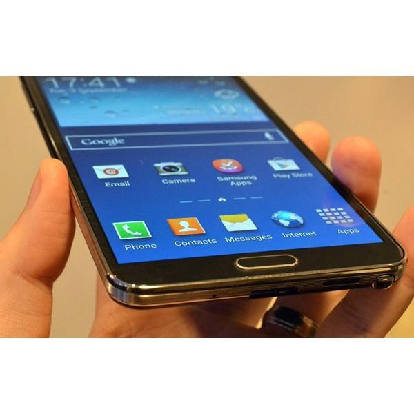 Điện thoại Samsung note 3 bản mới full phụ kiện
