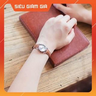 HOT Đồng hồ nam/nữ Casio MTP-1095E-7BDF chính hãng - Dây Da - Mặt số - Chống nước 5 ATM Chính hãng