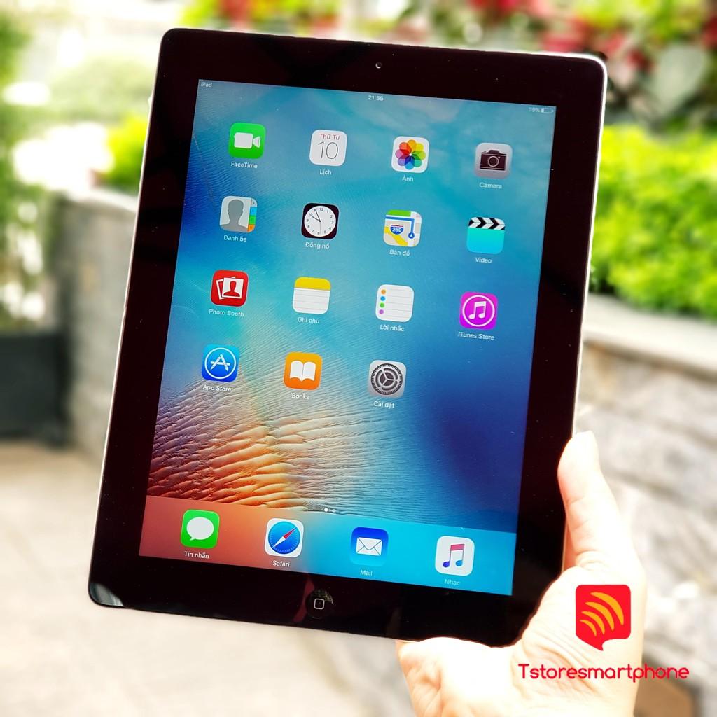 Máy tính bảng iPad 3 RETINA 3G WIFI 16GB/32GB/64GB Chính hãng Apple(tặng bao da, cường lực)
