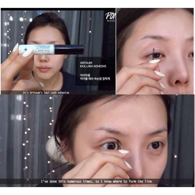 Kích mí aritaum Eye lash Adhesive Clear type - 23052397 , 1652421988 , 322_1652421988 , 65000 , Kich-mi-aritaum-Eye-lash-Adhesive-Clear-type-322_1652421988 , shopee.vn , Kích mí aritaum Eye lash Adhesive Clear type