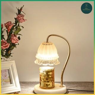 Đèn Đốt Nến Bath & Body Works, Yankee, Bartek… – Warmer Candles GU10 35W – Phong cách Hàn Quốc, có núm chỉnh độ sáng