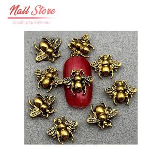 Combo 10 viên Trang trí móng hình con ong gắn móng đẹp - Nail Store thumbnail