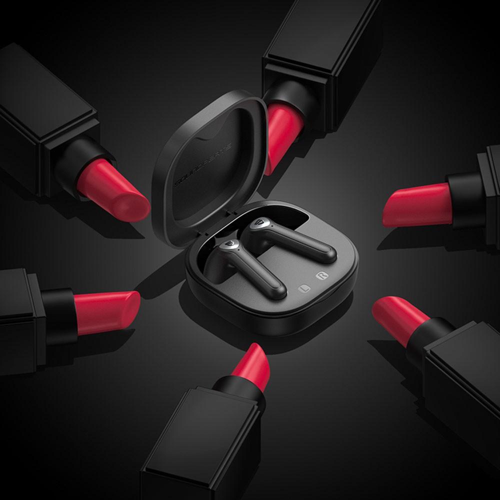 [Mã 157ELSALE hoàn 7% đơn 300K] Tai Nghe Bluetooth Soundpeats TrueAir 2