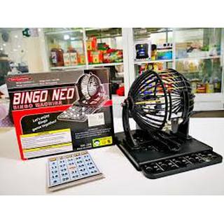 Trò chơi Lô tô Loto Bingo Neo ( Lồng Sắt, Loại Lớn)
