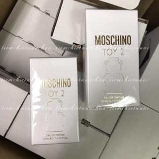 Nước hoa nữ Moschino Toy 2 Women EDP 30ml và 50ml Fullseal thumbnail