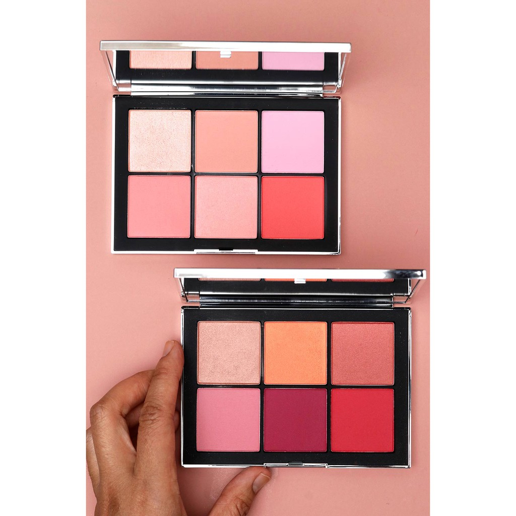 Bảng má hồng NARSissist Wanted Cheek Palette