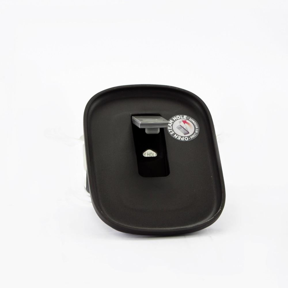 Hộp Thủy Tinh Chịu Nhiệt Lock&Lock Steam Hole LLG940 [550ML] LLG945 [760ML] LLG941 [890ML] LLG942 [1300ML] màu trắng đen
