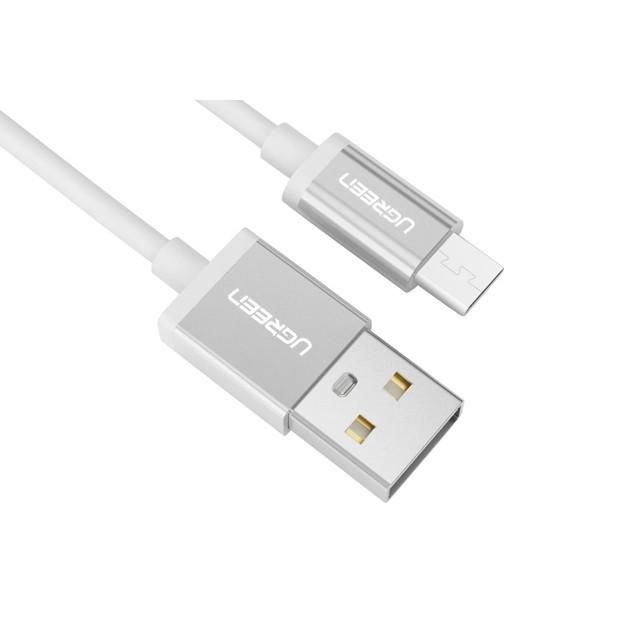 (Ugreen 10829)Cáp USB 2.0 sang Micro USB dài 1m