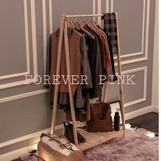 Yêu ThíchGiá Treo Quần Áo Chữ A 1 Tầng Gỗ Thông Nhập Khẩu Mỹ - Bảo Hành 1 năm 1 đổi 1 - Forever Pink