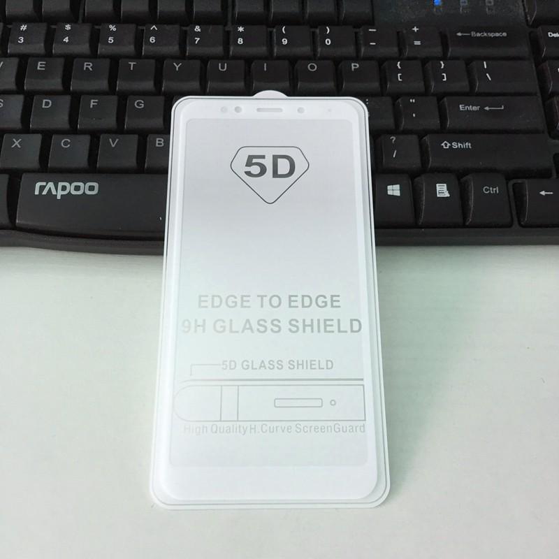 Xiaomi Redmi 5 Plus, Kính cường lực 5D Full màn hình keo toàn màn hình
