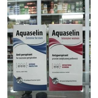 Lăn khử mùi nách AQUASELIN lọ 50 ml - hàng nhập khẩu chính hãng thumbnail