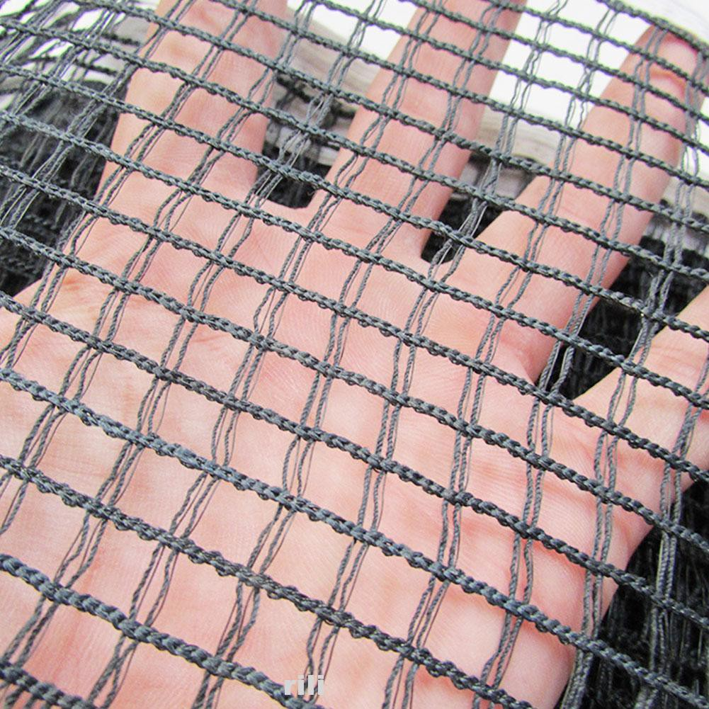 Indoor Sporting Goods 1.75M Nylon Table Tennis Clip Net Professional