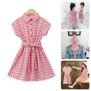 VL87⚡Size110-160 (15-40kg)⚡Đầm cho bé gái, vải rất đẹp ⚡Thời trang trẻ Em hàng quảng châu freeship