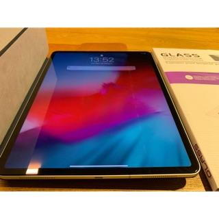 Cường lực cho ipad Pro 11' và 12,9' new 2018