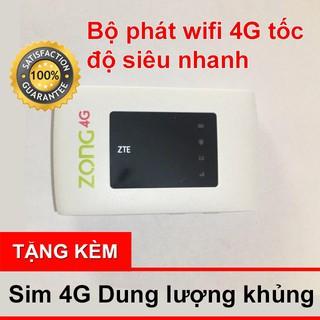 (Rẻ Vô Địch) Bộ phát wifi 4G MF920, MF903, 3G/4G Mifi LTE – Pin Khỏe Tốc Độ 150Mbps