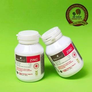 Viên gấu zinc bio island 120v hàng chính hãng thumbnail