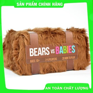 [Trợ giá] Trò chơi Bears Vs Babies Boardgame