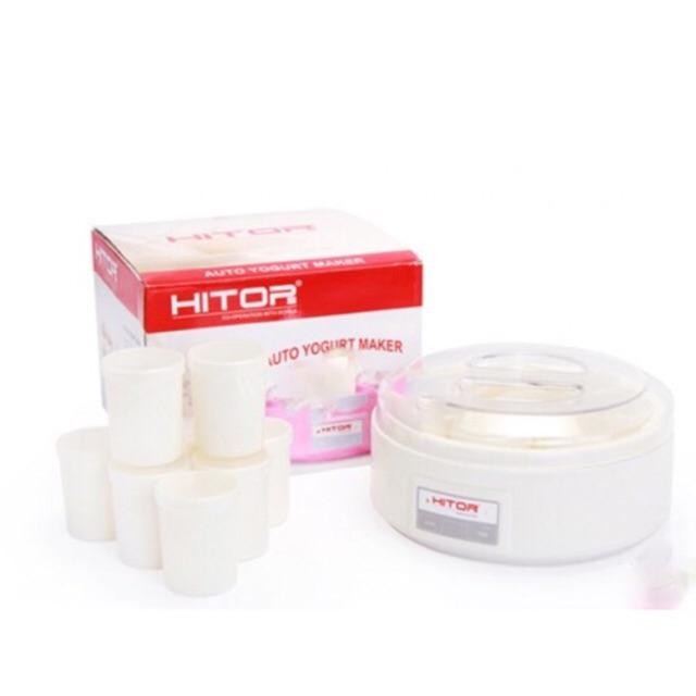 Máy làm sữa chua Hitops 16 cốc ủ tự động - 2408799 , 157052478 , 322_157052478 , 159000 , May-lam-sua-chua-Hitops-16-coc-u-tu-dong-322_157052478 , shopee.vn , Máy làm sữa chua Hitops 16 cốc ủ tự động