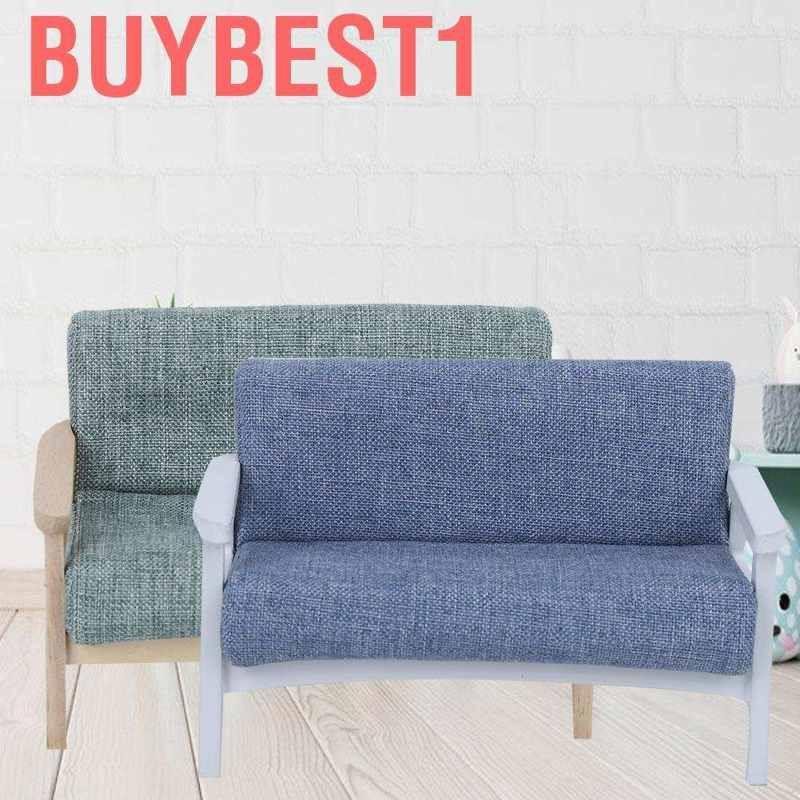 Mô Hình Ghế Sofa Mini Tỉ Lệ 1: 12 Trang Trí Nhà Búp Bê