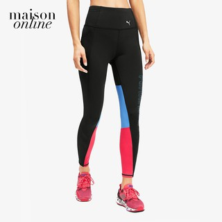 PUMA - Quần legging nữ lưng cao Feel It 518453-08 thumbnail