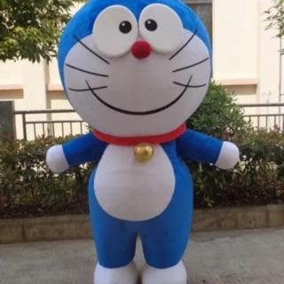 Mascot đội lốt trang trí quảng cáo