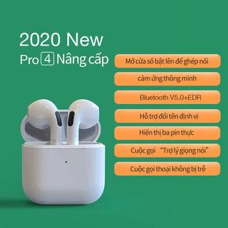 (COD) HIFI Tai nghe gọi Bluetooth Bluetooth Pro 4, âm thanh rõ ràng và sống động, phong cách mới