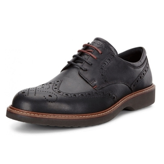 ECCO 533114 Giày nam kinh doanh trang trọng giày da giày thường giày thể thao AZ0664 thumbnail