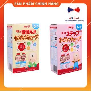 sữa Meiji Nhật Bản Đủ Số 27g X16 thanh