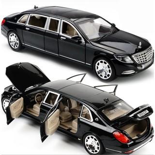 Mô hình xe ô tô Mercedes Maybach matter
