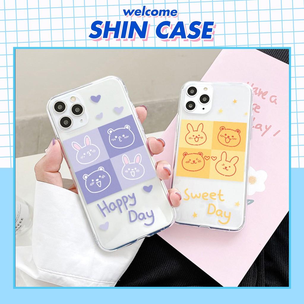 Ốp lưng iphone Sweet Day 5/5s/6/6plus/6s/6s plus/6/7/7plus/8/8plus/x/xs/xs max/11/11 pro/11 promax – Shin Case