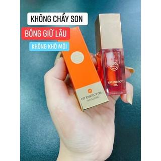 Son bóng #Energy oil Hàn Quốc  Shop về 2 màu : Bóng Cam và Bóng Hồng