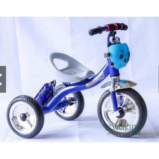 xe đạp 3 bánh rỏ hình con bọ ( không nhạc)