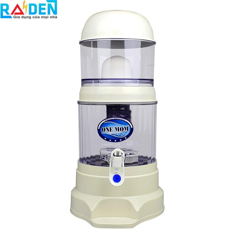 Bình lọc nước uống trực tiếp cao cấp Hưng Long Onemom 15L