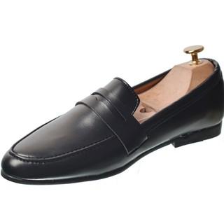 Giày tây nam kiểu dáng đơn giản, trẻ trung-GGDB3