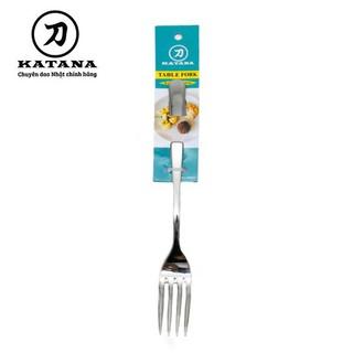 Dĩa ăn inox cao cấp thương hiệu KATANA - KATA103