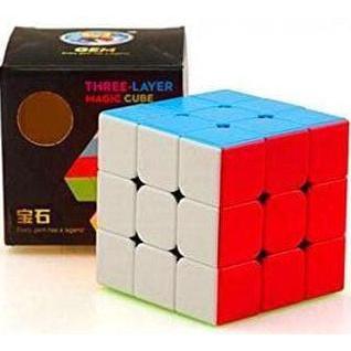 ✿ Khối Rubik 3×3 Shengshou 3×3 3 Màu Đỏ 3×3