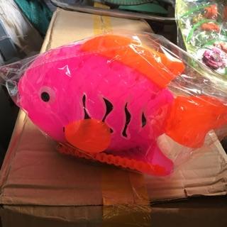 Đèn lồng cá chép có nhạc phát sáng đồ chơi cho bé